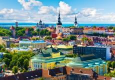 Taillin, Estonia