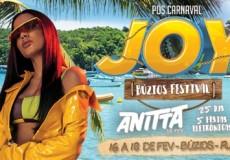 Joy festival, Buzios