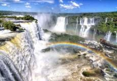 Viaje a Argentina, foto de las Cataratas de Iguazu