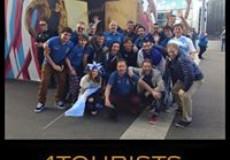 Mundial de japon grupo 4tourists