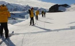 Ski Antartida