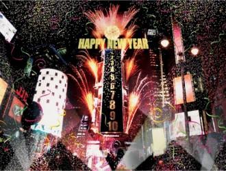 Año Nuevo en New York