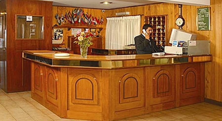 CONCORDE HOTEL BARILOCHE